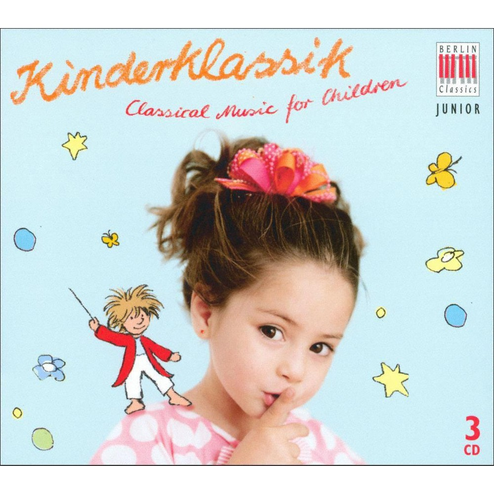 Various - Classical Music For Children (CD)