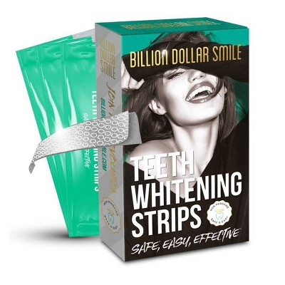 Billion Dollar Smile Whitening Strips
