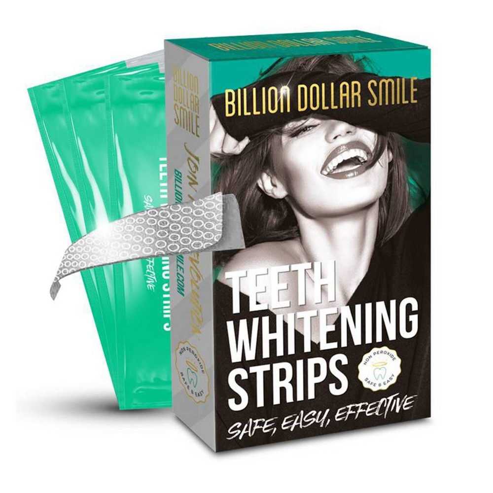 Image of Billion Dollar Smile Whitening Strips