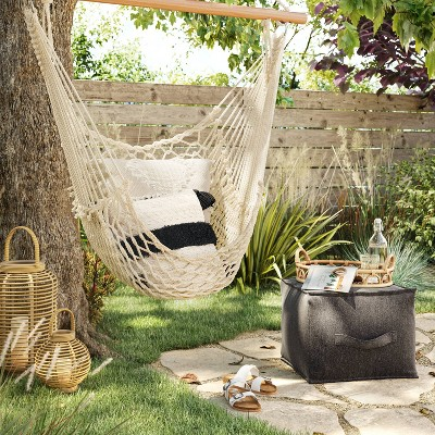 Rope Chair Swing with Spreader Bar - Natural - Threshold™