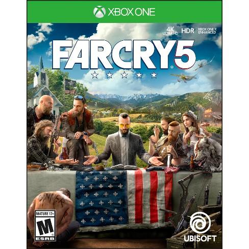 Far Cry 5 Xbox One Target
