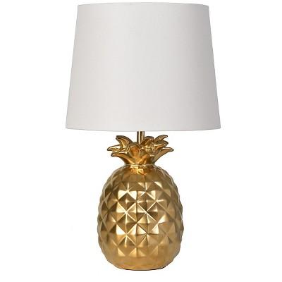 Pineapple Table Lamp - Gold - Pillowfort™