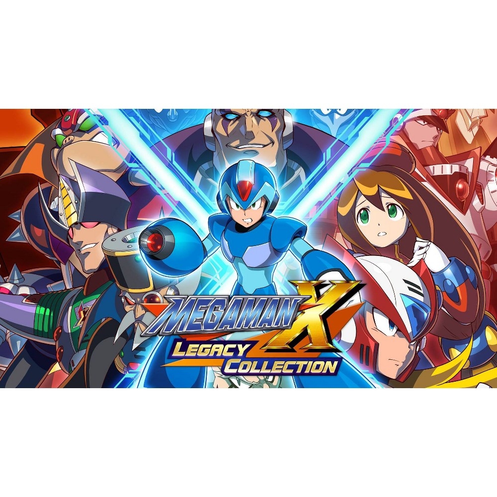 Mega Man X Legacy Collection Nintendo Switch Digital