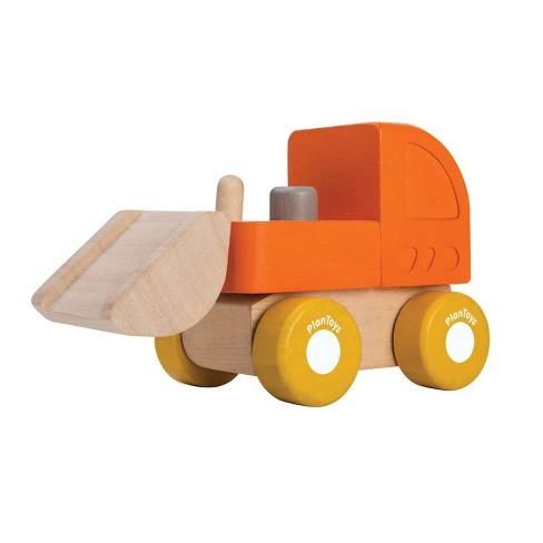 PlanToys Mini Bulldozer - image 1 of 3