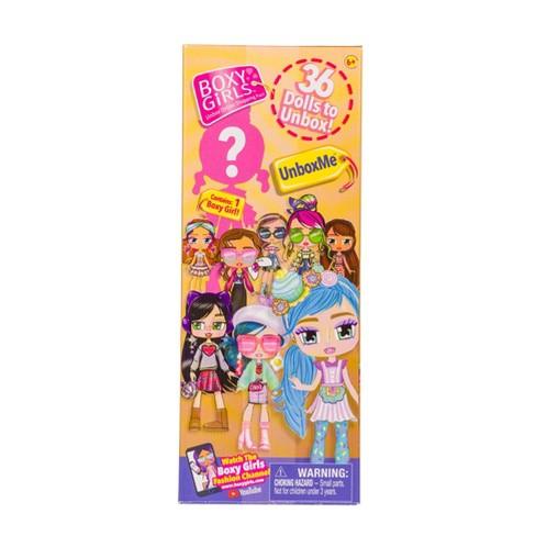Boxy Girls UnboxMe Surprise Fashion Doll - image 1 of 4