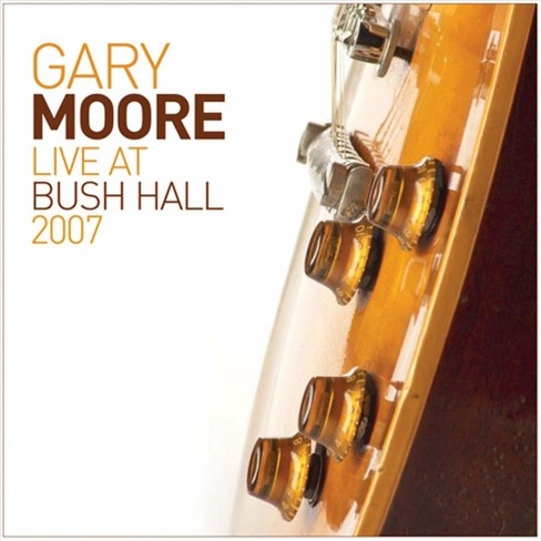 Gary moore - Live at bush hall 2007 (CD) - image 1 of 1