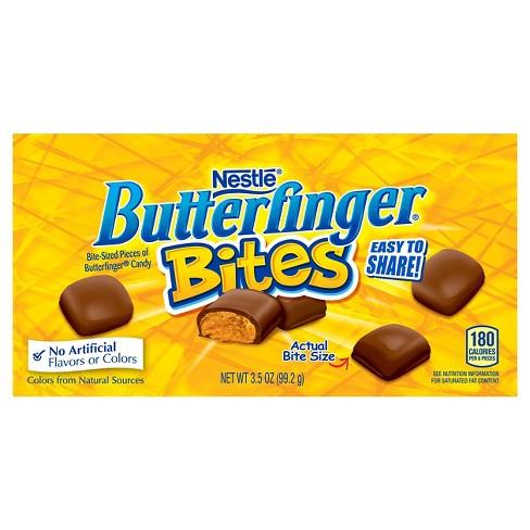 fd2d62f567a Butterfinger Bites Candy Bars - 3.5oz   Target