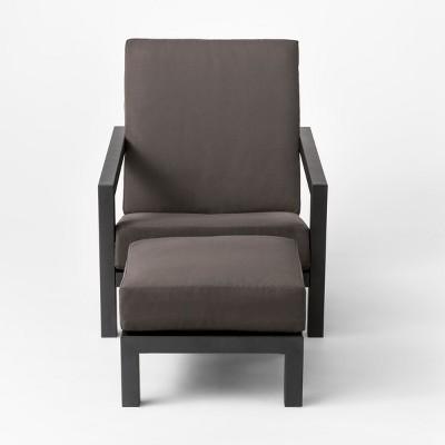 Asti Adirondack Patio Club Chair U0026 Ottoman Set   Project 62™ : Target