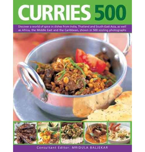 500 Curries : Discover a World of Spice in Dishes from India, Thailand and South-east Asia, As Well As - image 1 of 1