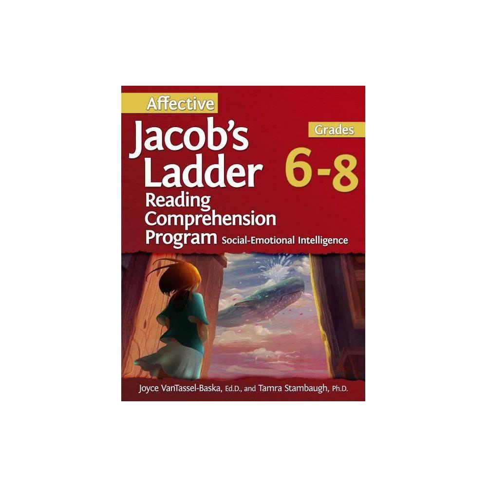 Affective Jacob S Ladder Reading Comprehension Program Grades 6 8 By Joyce Vantassel Baska Tamra Stambaugh Paperback