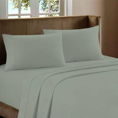 600 Thread Count Cotton Rich Sateen Sheet Set - Color Sense
