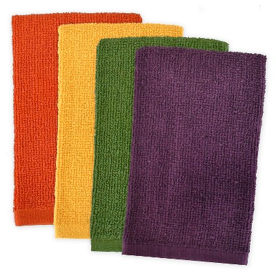 Barmop Towels Set Of 4 - Design Imports