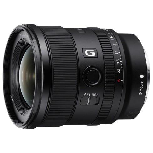 Sony FE 20mm F1.8 G Full Frame E-Mount Lens - image 1 of 4