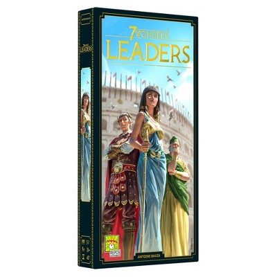 7 Wonders New Edition: Leaders Game Expansion