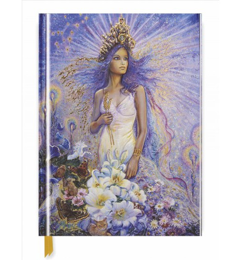 Josephine Wall : Virgo - Blank Sketch Book (New) (Hardcover) - image 1 of 1