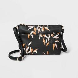 Women's Flat Crossbody Bag - A New Day™