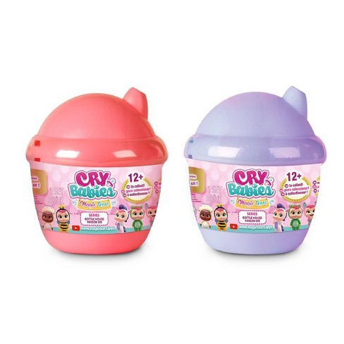 Cry Babies Magic Tears Mini Blind Capsule Kanga Kangaroo OPENED BUT NEW