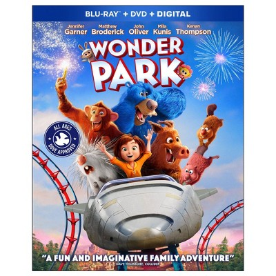 Wonder Park (Blu-ray + DVD + Digital)