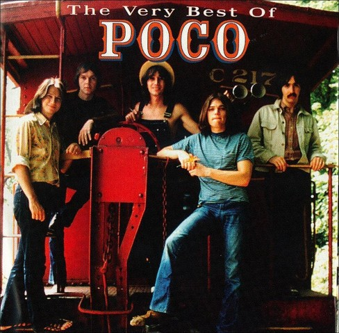 Poco - Very best of poco (CD) - image 1 of 1