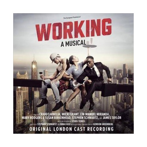 Craig Carnelia - Working: A Musical (CD) - image 1 of 1