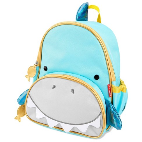"Skip Hop Zoo 12"" Kids' Backpack - Shark - image 1 of 4"