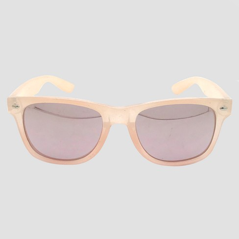 Women's Surf Sunglasses - A New Day™ Rose Gold - image 1 of 2