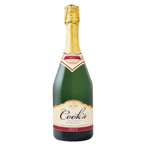 Cook's® Brut Champagne - 750mL Bottle - image 1 of 1