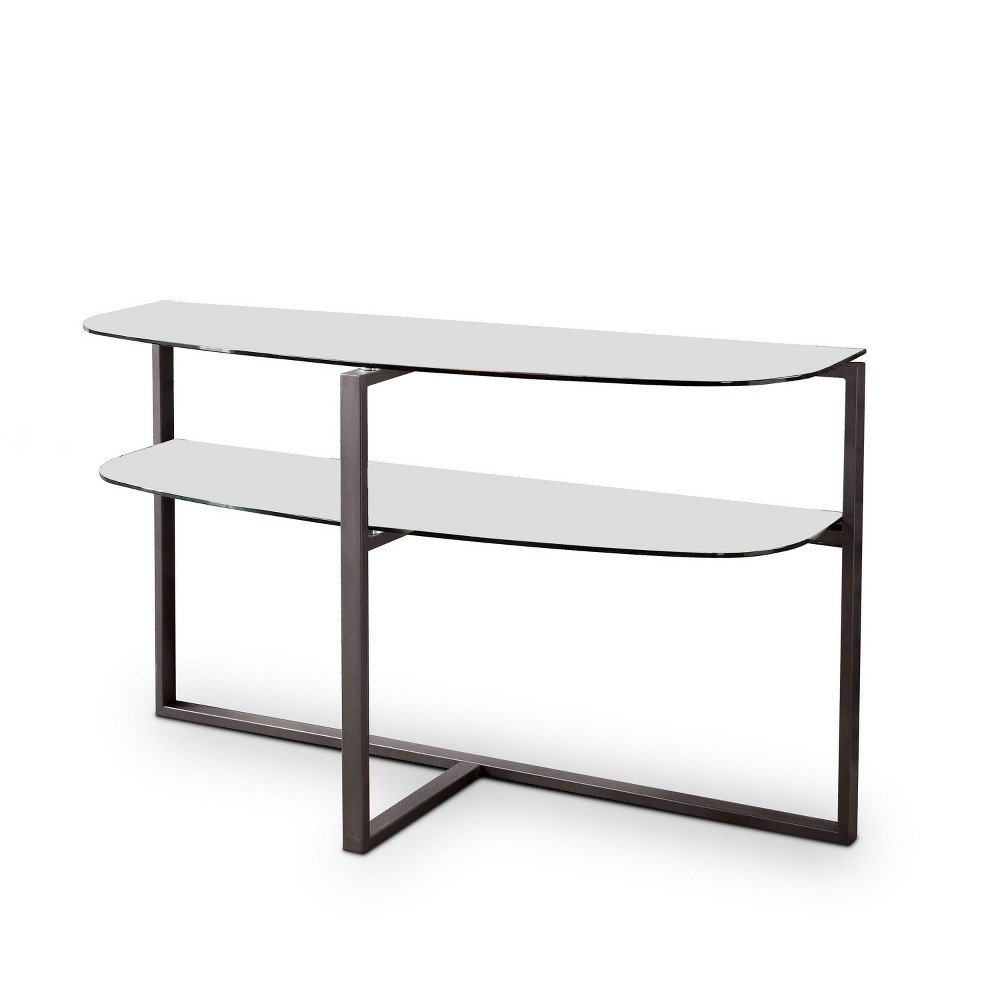 Cheap Muria Multi Top Design Sofa Table Blue - miBasics