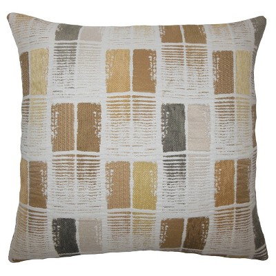 """Square Throw Pillow (20""""x20"""") - The Pillow Collection"""