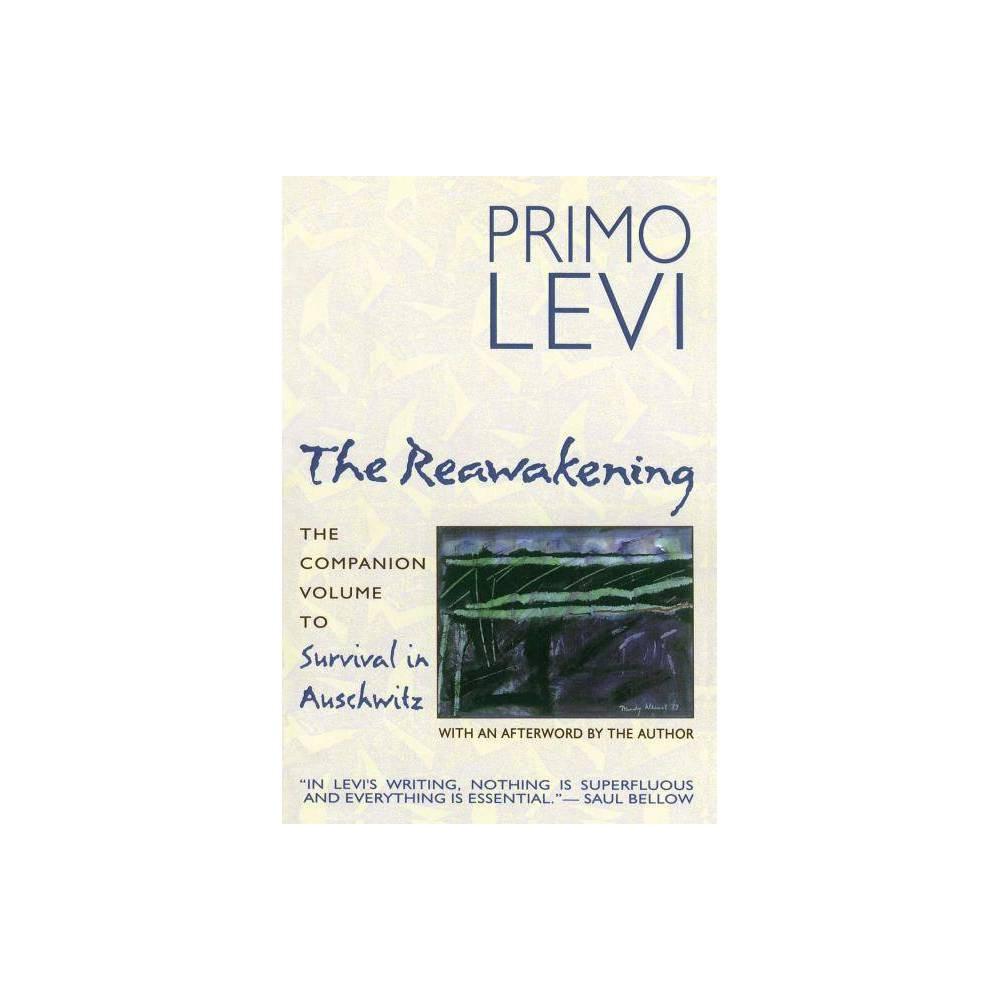 The Reawakening By Primo Levi Paperback