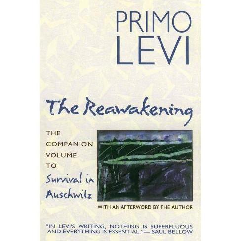 The Reawakening - by  Primo Levi (Paperback) - image 1 of 1