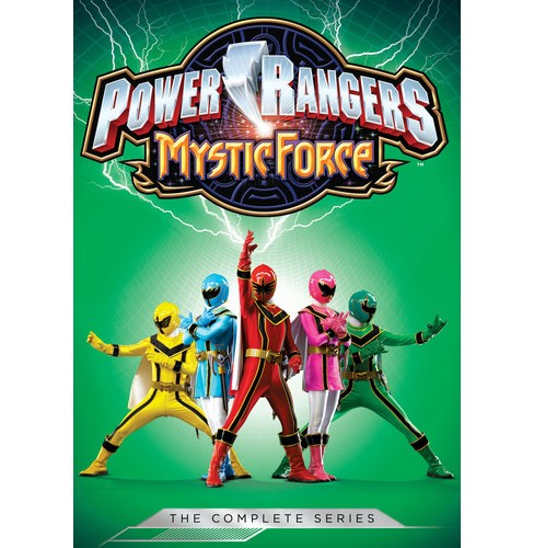Power Rangers: Mystic Force - Complete Series (DVD) - image 1 of 1