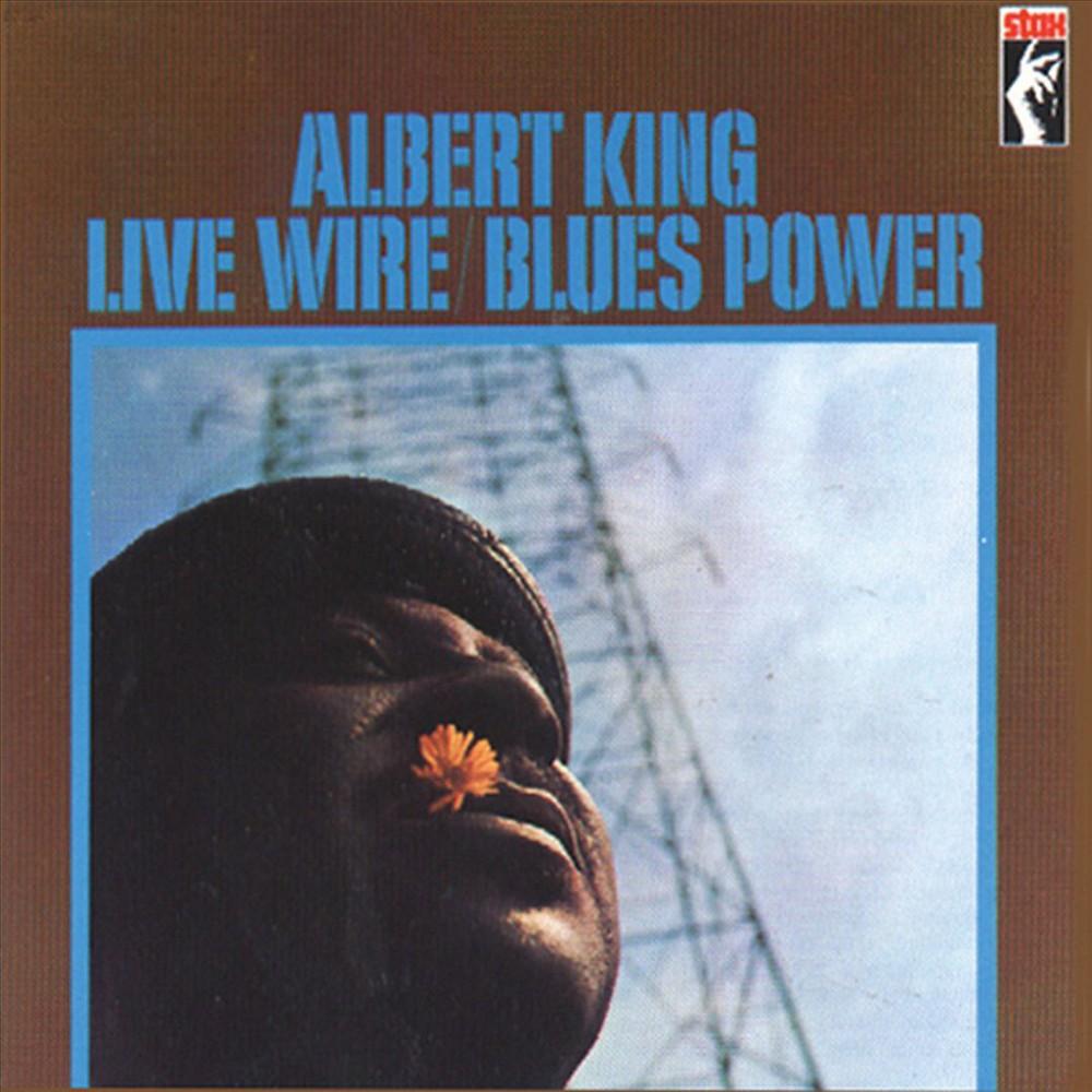 Albert king - Live wire/Blues power (CD)
