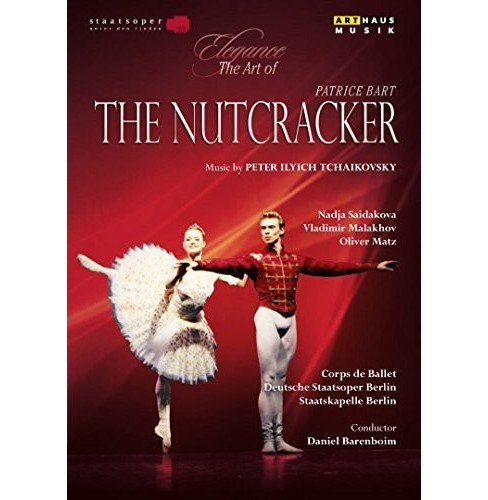 Tchaikovsky:Nutcracker (DVD) - image 1 of 1