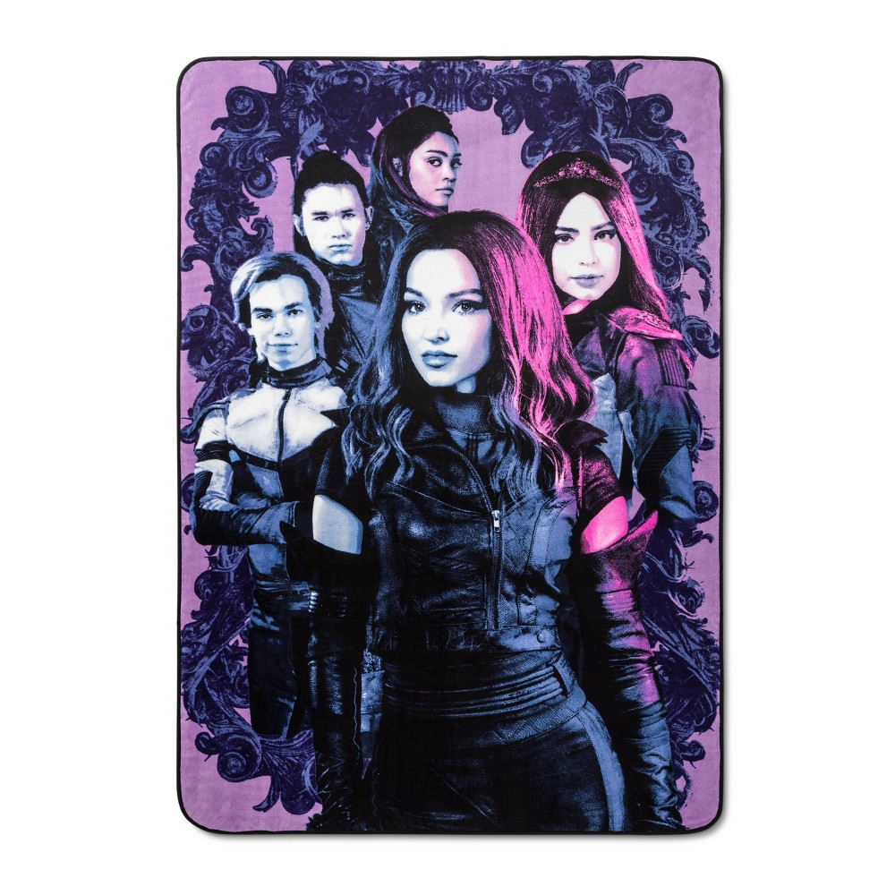 Image of Descendants 3 Twin Wicked Cool Bed Blanket