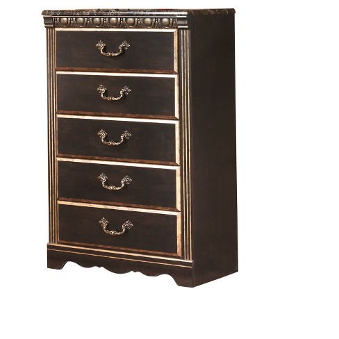 Dresser Espresso Brown  - Signature Design by Ashley - image 1 of 3