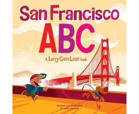 San Francisco ABC (Hardcover) (John Skewes) - image 1 of 1