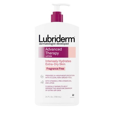 Lubriderm Advanced Therapy Lotion For Extra Dry Skin - 24 fl oz