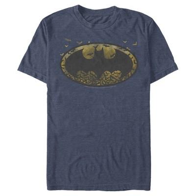 Men's Batman Bat Colony Logo T-Shirt
