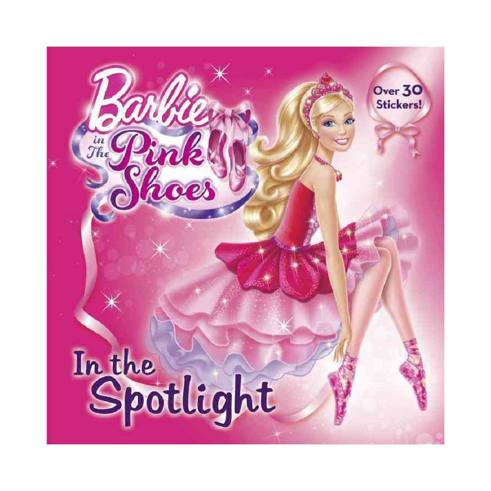 Barbie in the Pink Shoes (Paperback)