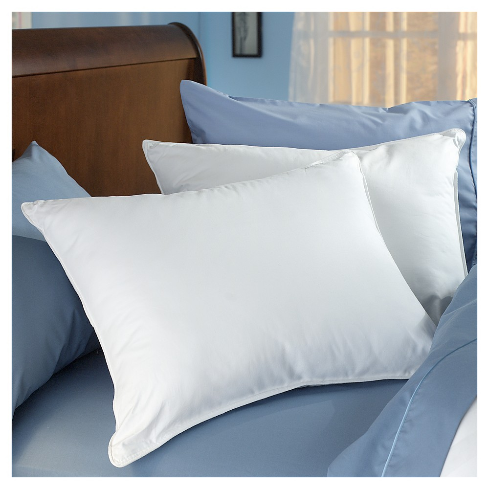 Image of Double Comfort Pillow Super Standard White - Spring Air
