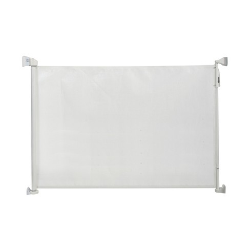 KidCo Retractable Safeway Baby Gate - White - image 1 of 4