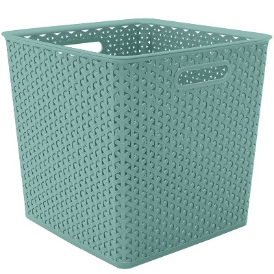 Y-Weave 13  Cube Green - Room Essentials™