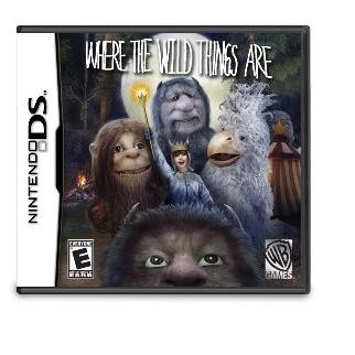 Where the Wild Things Are: The Videogame NDS