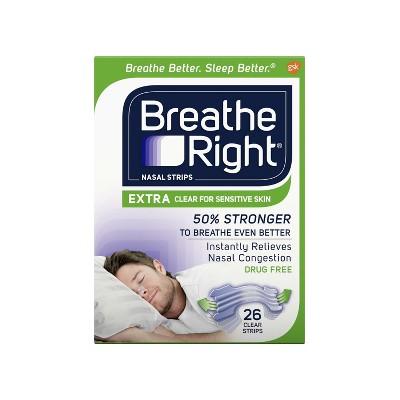 Allergy & Sinus: Breathe Right