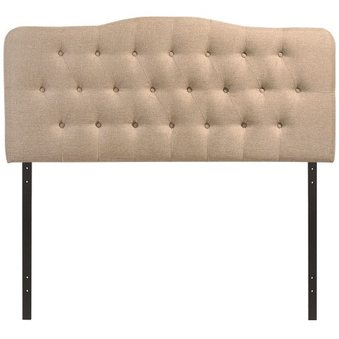 Annabel King Upholstered Fabric Headboard - Modway - image 1 of 4