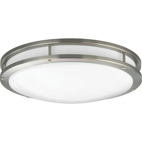 "Progress Lighting P7250-LED LED CTC COMM Light 17-3/4"" Wide Integrated LED Flush Mount Ceiling Fixture - image 1 of 1"