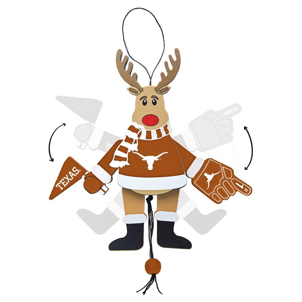 NCAA Texas Longhorns TopperscotTree Ornament