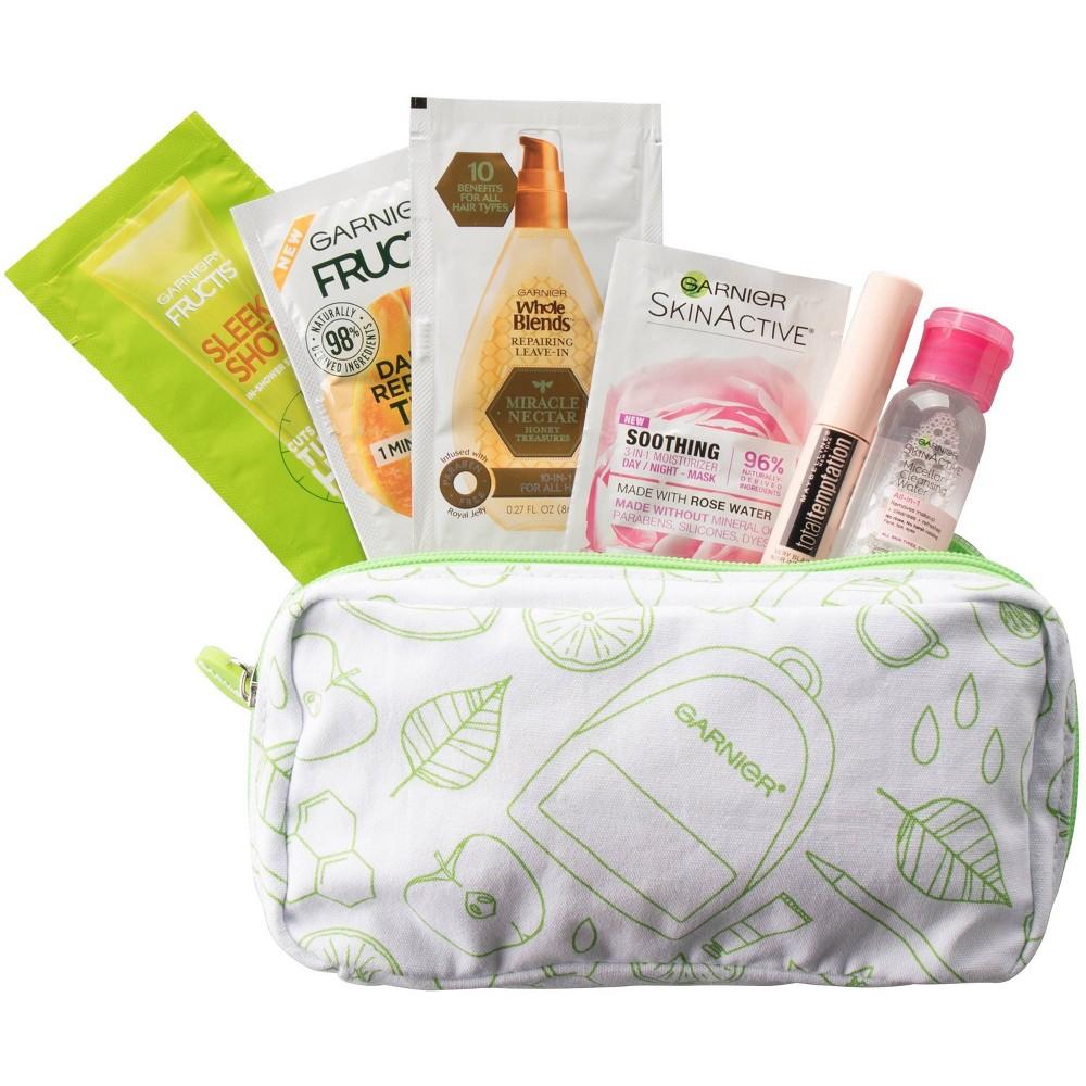 Image of Garnier Beauty Sample Bag