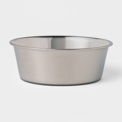 Non-Skid Stainless Steel Dog Bowl - Boots & Barkley™